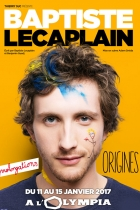 Baptiste Lecaplain, Origines
