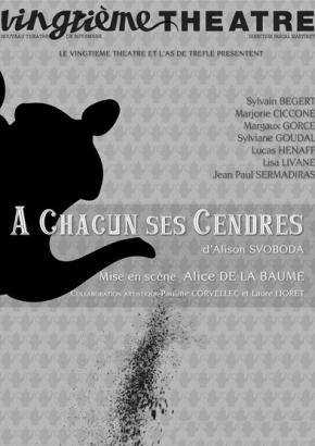 A Chacun ses Cendres