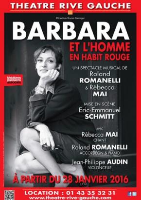 cf32f0d577c Au Balcon - Barbara et l homme en habit rouge - Théâtre Expositions ...