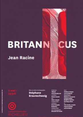 personnages britannicus racine