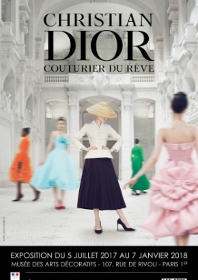 Au Balcon - Expo Christian Dior, couturier du rêve - Théâtre ... 68be7748c19