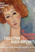 Expo de Zurbarán à Rothko, Collection Alicia Koplowitz