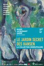 Expo Le jardin secret des Hansen, la collection Ordrupgaard