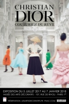 Expo Christian Dior, couturier du rêve