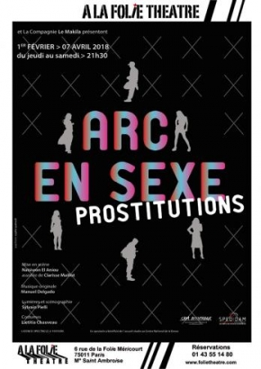 Arc en sexe, Prostitutions