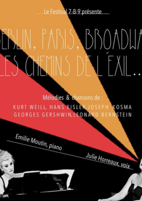 Berlin, Paris, Broadway, les chemins de l'exil