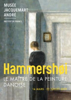 Expo Hammershoi, le maître de la peinture danoise