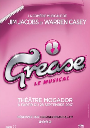 Grease, la comédie musicale