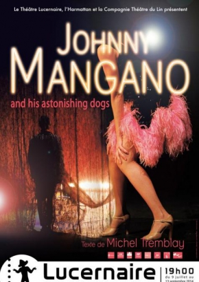 Johnny Mangano and his Astonishing Dogs