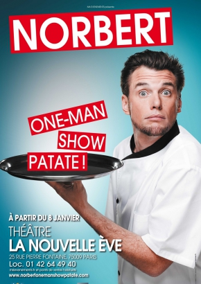 Norbert, Show Patate