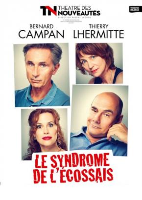 Le syndrome de l'Écossais - Pièce de théâtre Syndrome-ecossais