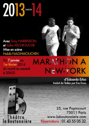 marathon à new york