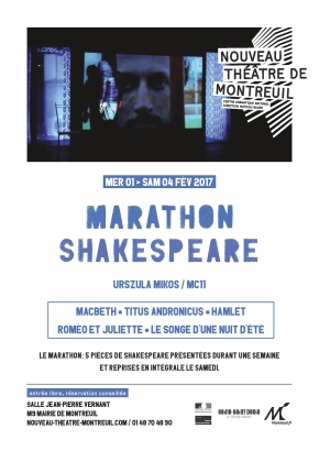 Marathon Shakespeare