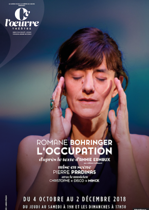 L'occupation, Romane Bohringer