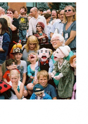 The Ventriloquists convention